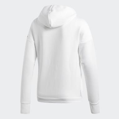 Veste adidas Z.N.E. Fast Release Blanc Hommes Sportswear