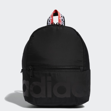Training Black Linear Mini Backpack