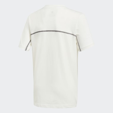 Kids Originals White R.Y.V. T-Shirt