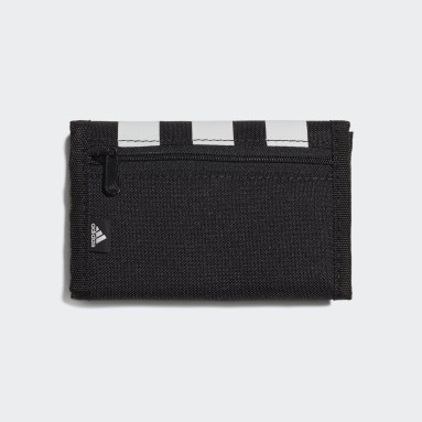 Portefeuille Essentials 3-Stripes Noir Handball