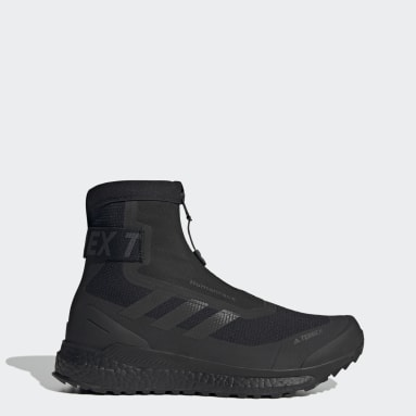 Zapatillas Pharrell Williams Terrex Free Hiker COLD.RDY Hiking Negro Hombre TERREX
