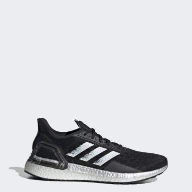Running Black Ultraboost PB Shoes
