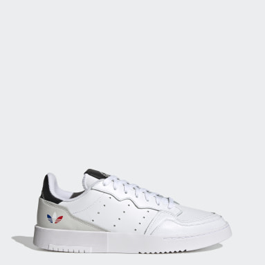 Sapatos Supercourt Branco Originals