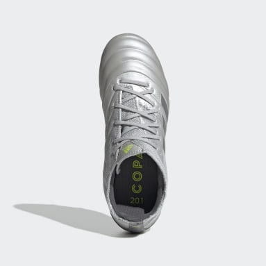 Children Soccer Silver Copa 20.1 Firm Ground Cleats