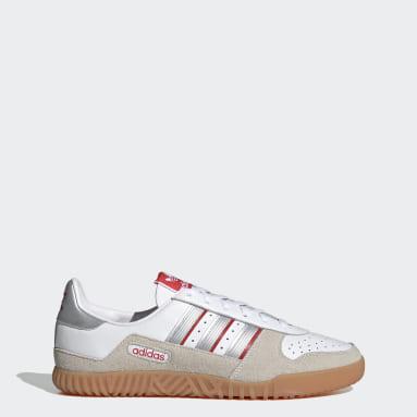 Originals White Indoor Comp Shoes