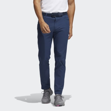Men Golf Blue Go-To Five-Pocket Trousers