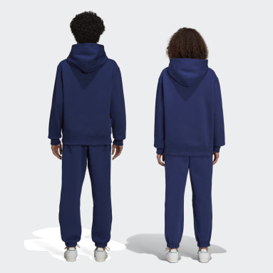 Originals Blå Pharrell Williams Basics Sweat Pants (Gender Neutral)
