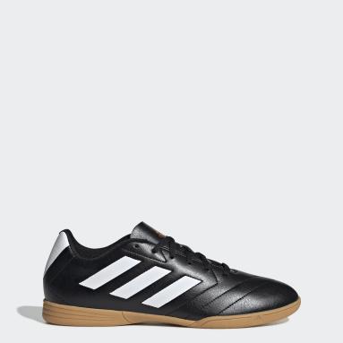 Zapatos de Fútbol Goletto VII Bajo Techo Negro Hombre Fútbol