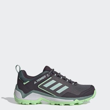 Women TERREX Purple Terrex Eastrail GORE-TEX Hiking Shoes