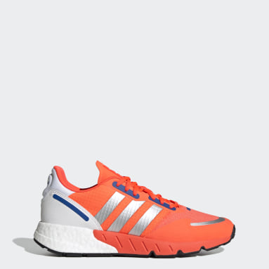 Originals Oranje ZX 1K Boost Schoenen