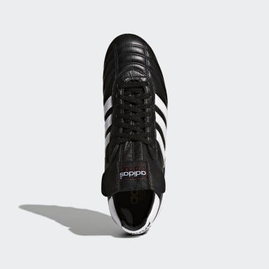 Fotbal černá Kopačky Kaiser 5 Liga