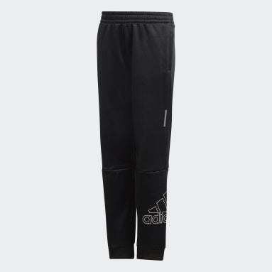 Pantalon AEROREADY noir Adolescents Entraînement