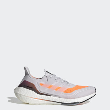 Ultraboost 21 Shoes Szary