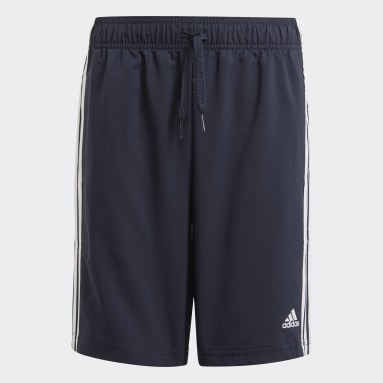 Boys Sportswear Blå adidas Essentials 3-Stripes Chelsea Shorts