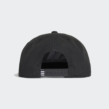 Training Black Snapback Cap