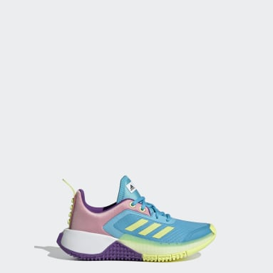 Chaussure adidas LEGO® Sport Turquoise Enfants Course