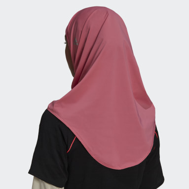 Hijab Sport Rose Femmes Running