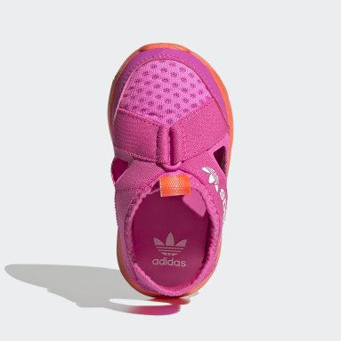 Kinderen Originals Roze 360 Sandalen