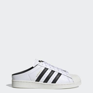 Originals Superstar Mule Schuh Weiß