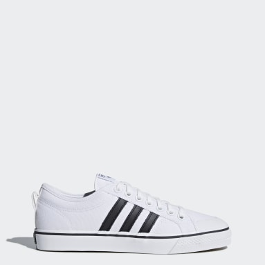 Originals White Nizza Shoes