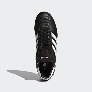 Fotbal černá Kopačky Kaiser 5 Team