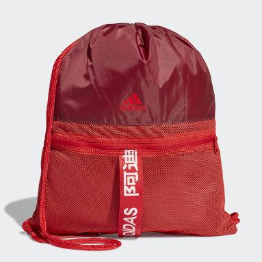เทรนนิง สีแดง กระเป๋ายิม 4ATHLTS