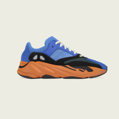 Men Originals Blue YEEZY BOOST 700