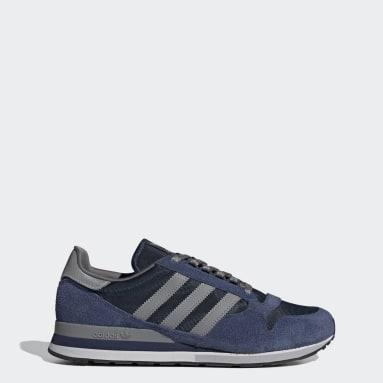 Originals ZX 500 Schuh Blau