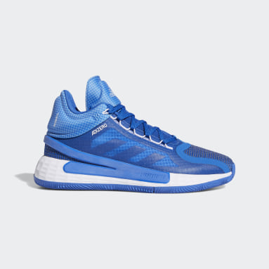 Basketball Blue D Rose 11 Shoes