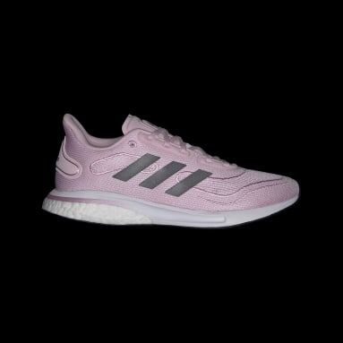Dam Löpning Rosa Supernova Shoes
