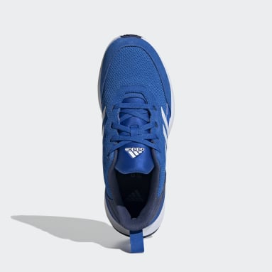 Youth Running Blue RapidaRun Elite Shoes