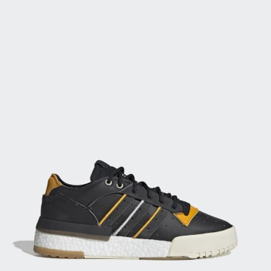 Women Originals Black Rivalry RM Low Shoes