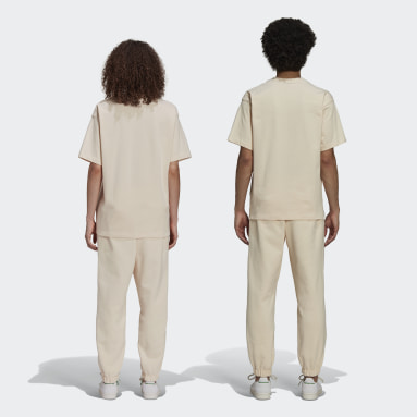 Pantalon molleton Pharrell Williams Basics (Non genré) Beige Originals