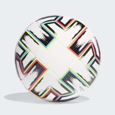 Ballon Uniforia League Box Blanc Football