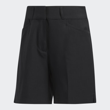 Women's Golf Black Ultimate Club 5-Inch Shorts