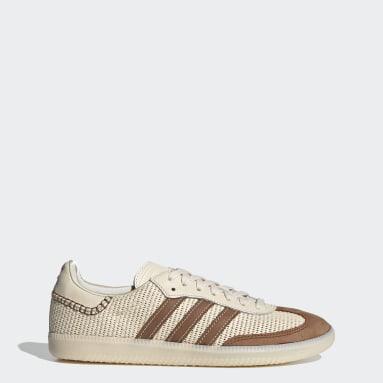 Originals White Wales Bonner Samba Shoes