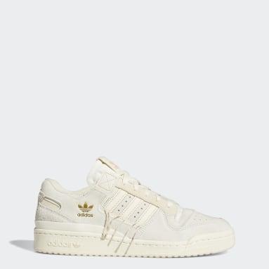 Originals White Forum 84 Low Shoes