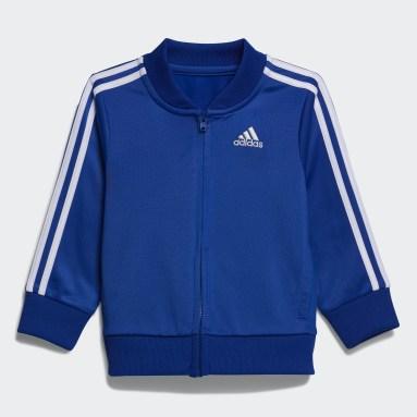 Ensemble veste et pantalon sportsweat Classic Bleu Enfants Entraînement