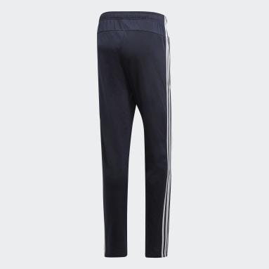 Pantalón Cónico Essentials 3 Tiras Azul Hombre Training