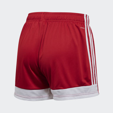 Women's Soccer Red Tastigo 19 Shorts