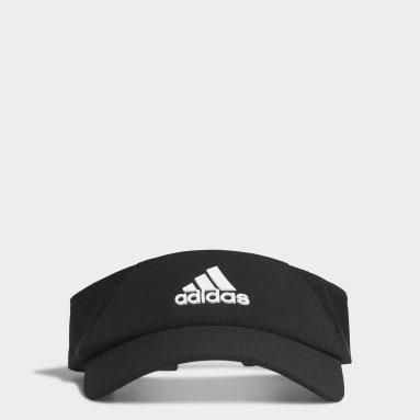 Training Siyah AEROREADY Vizör Şapka