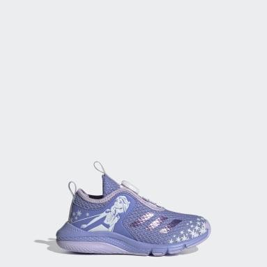 เด็ก เทรนนิง สีม่วง รองเท้า ActiveFlex Boa Frozen