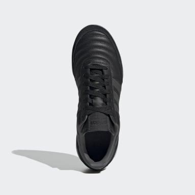 Men Soccer Black Copa Mundial Shoes