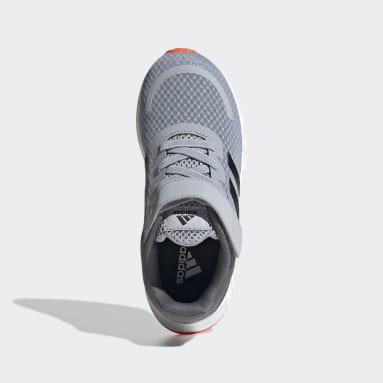 Children Running Grey Duramo SL Shoes