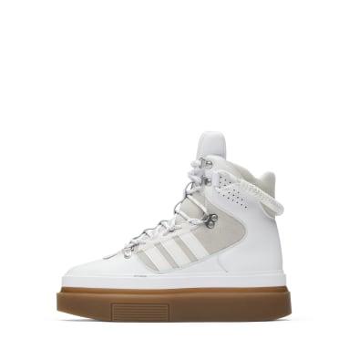 белый Ботинки Super Sleek
