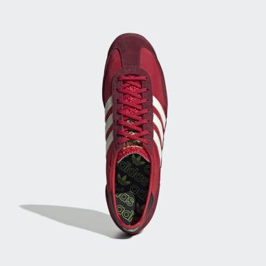 Chaussure SL 72 rouge Originals