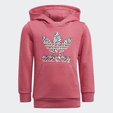 розовый Комплект: худи и леггинсы Graphic