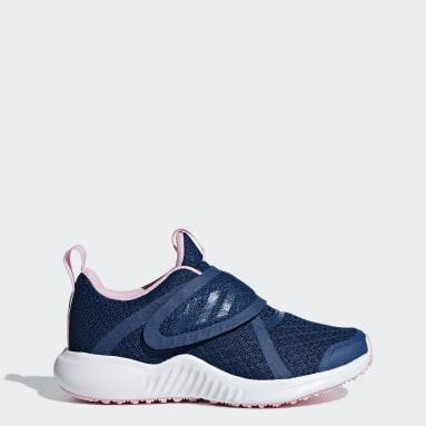 Children Running Blue FortaRun X Shoes
