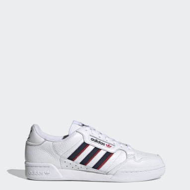Zapatillas Continental 80 Stripes Blanco Hombre Originals