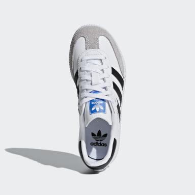 Chaussure Samba OG blanc Enfants Originals